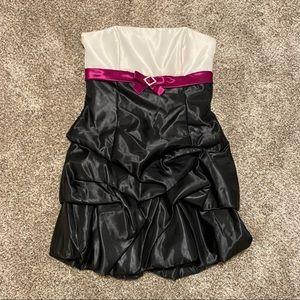 Gunne Sax strapless formal dress size 11